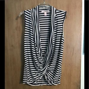 Forever 21 Tank Vest Striped CUTE T!